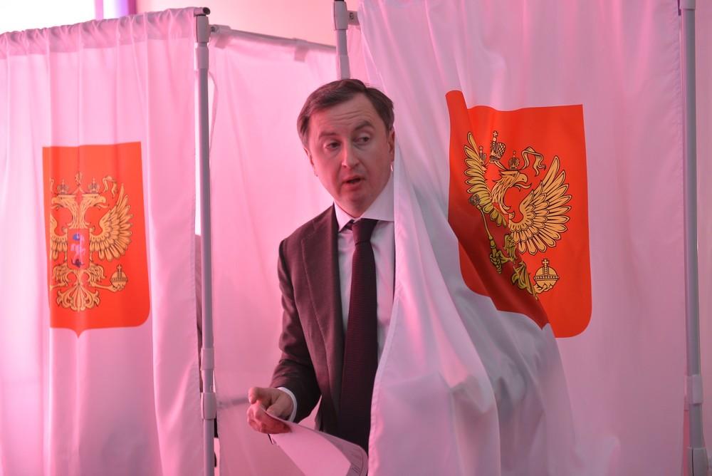 Выборы Президента: ФОТО