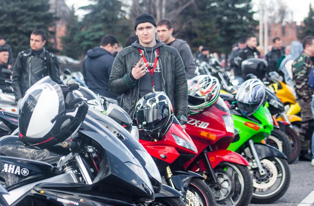 Открытие мотосезона-2018. Байкшоу. Фоторепортаж