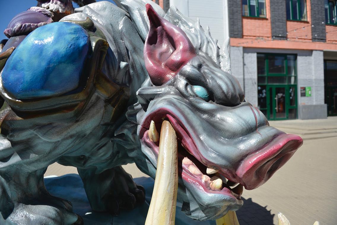 Скульптура героини League of Legends: ФОТО