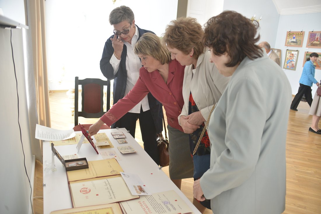 Торжество в честь 100-летия государственной архивной службы: ФОТО