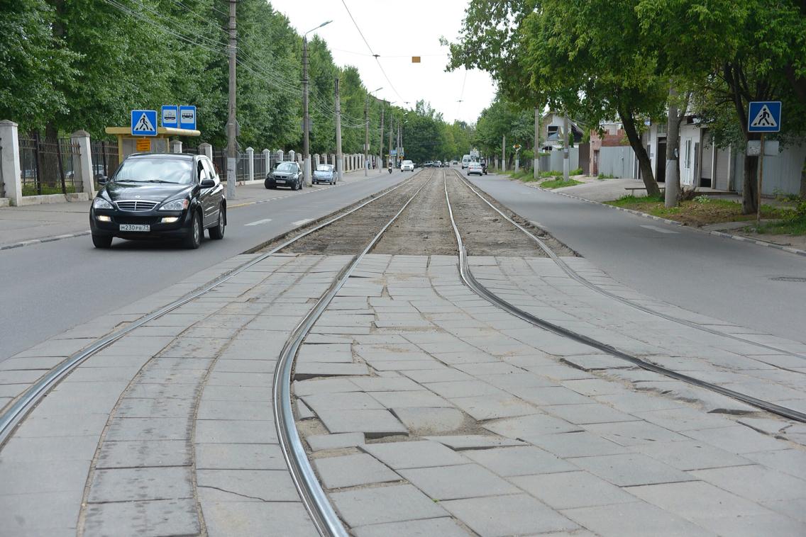 Ремонт дороги на Руднева и Агеева: ФОТО