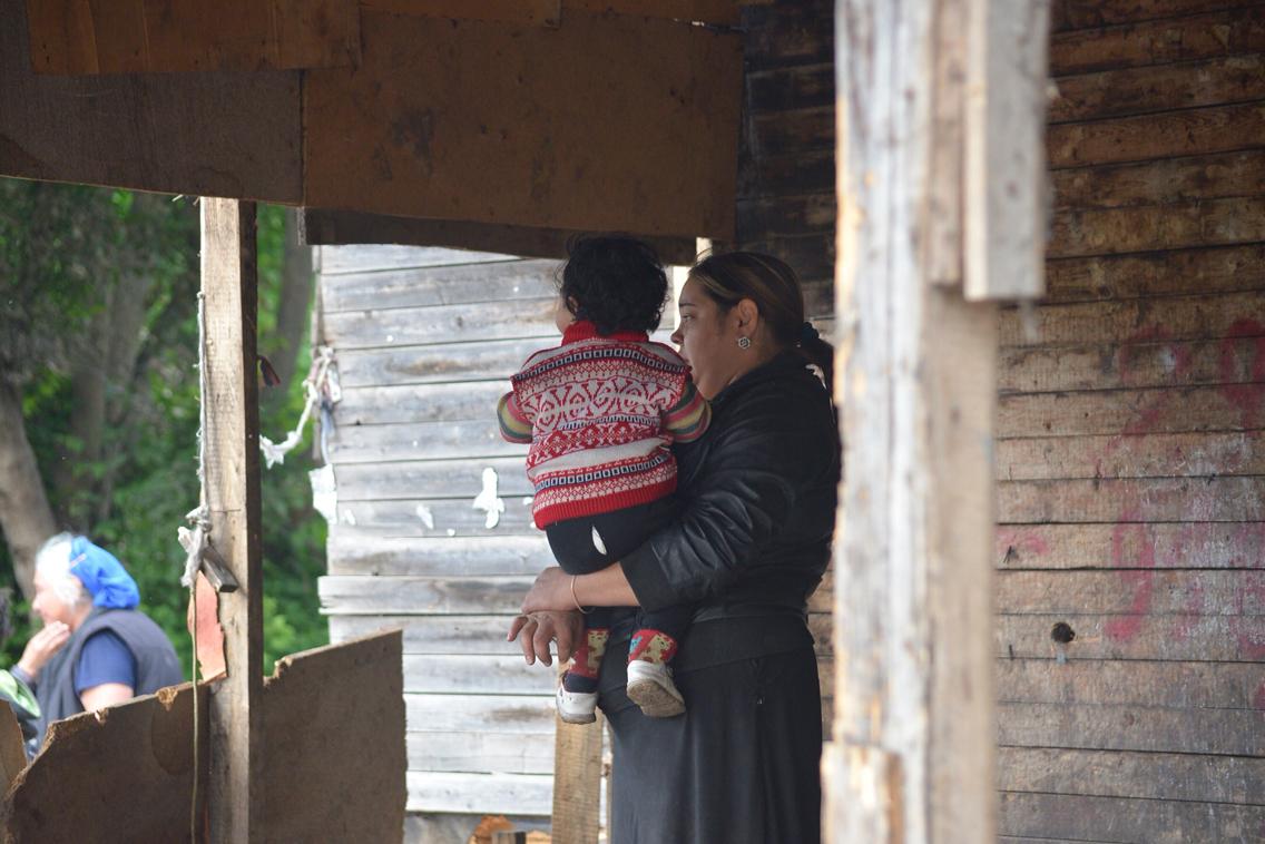 Освобождение земельных участков от незаконных строений на Косой горе: ФОТО