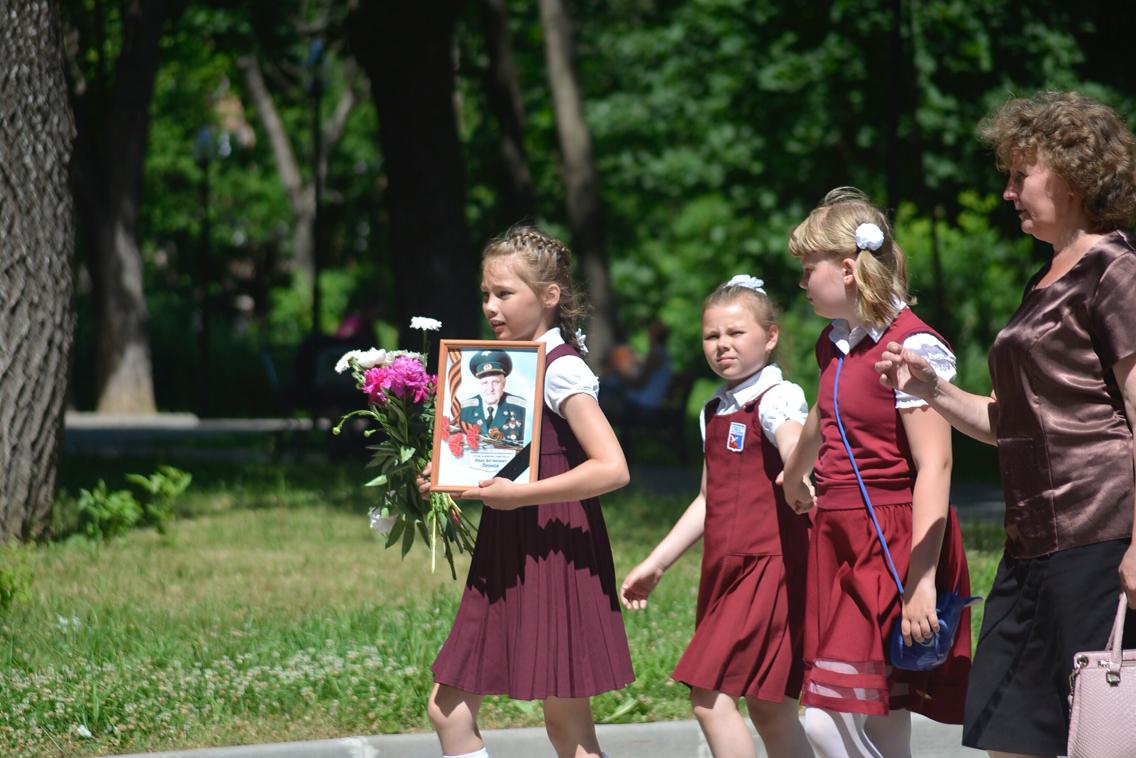 Митинг в День Памяти и Скорби: ФОТО