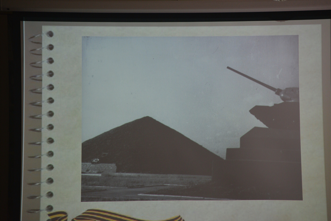 Фотовыставка в память о войне в Туле: ФОТО