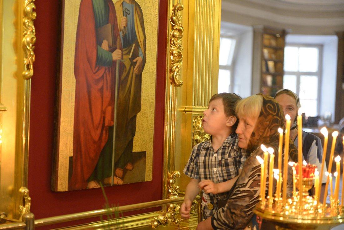 День Апостолов Петра и Павла: ФОТО