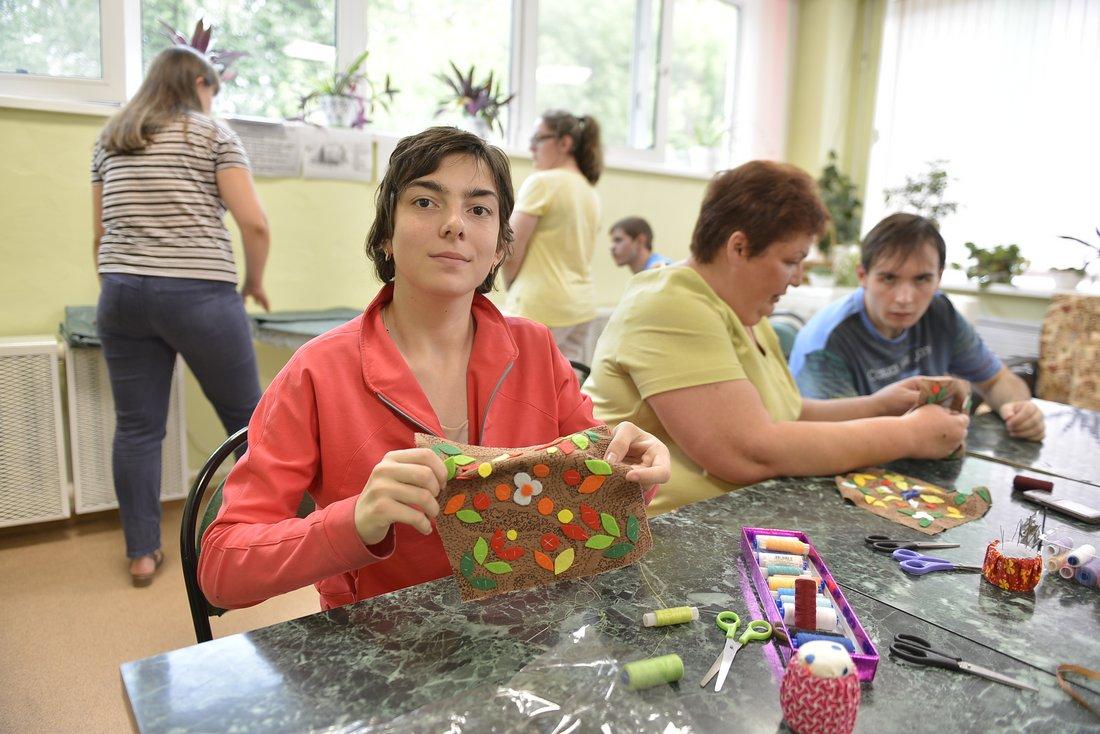 Центр социального обслуживания населения № 1: ФОТО