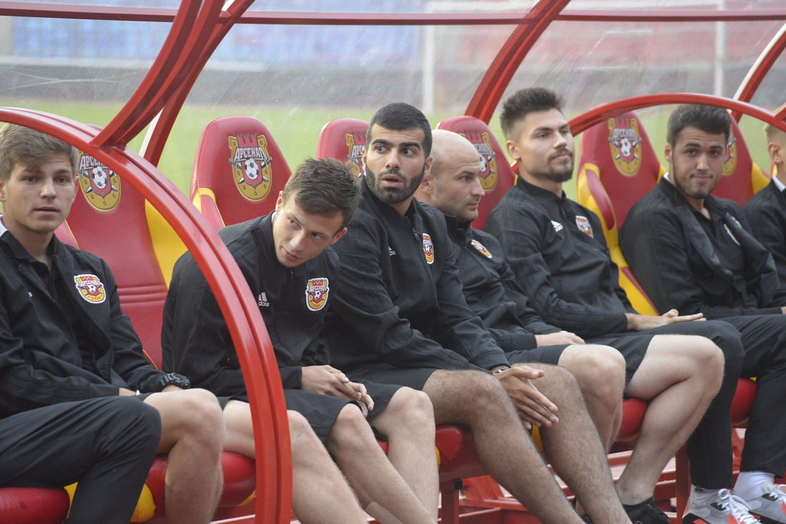 Болельщикам представили «Арсенал» сезона 18/19: ФОТО