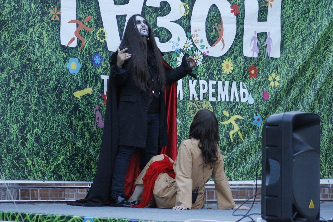 "Презентация металл-оперы ""Первая волна"": ФОТО"