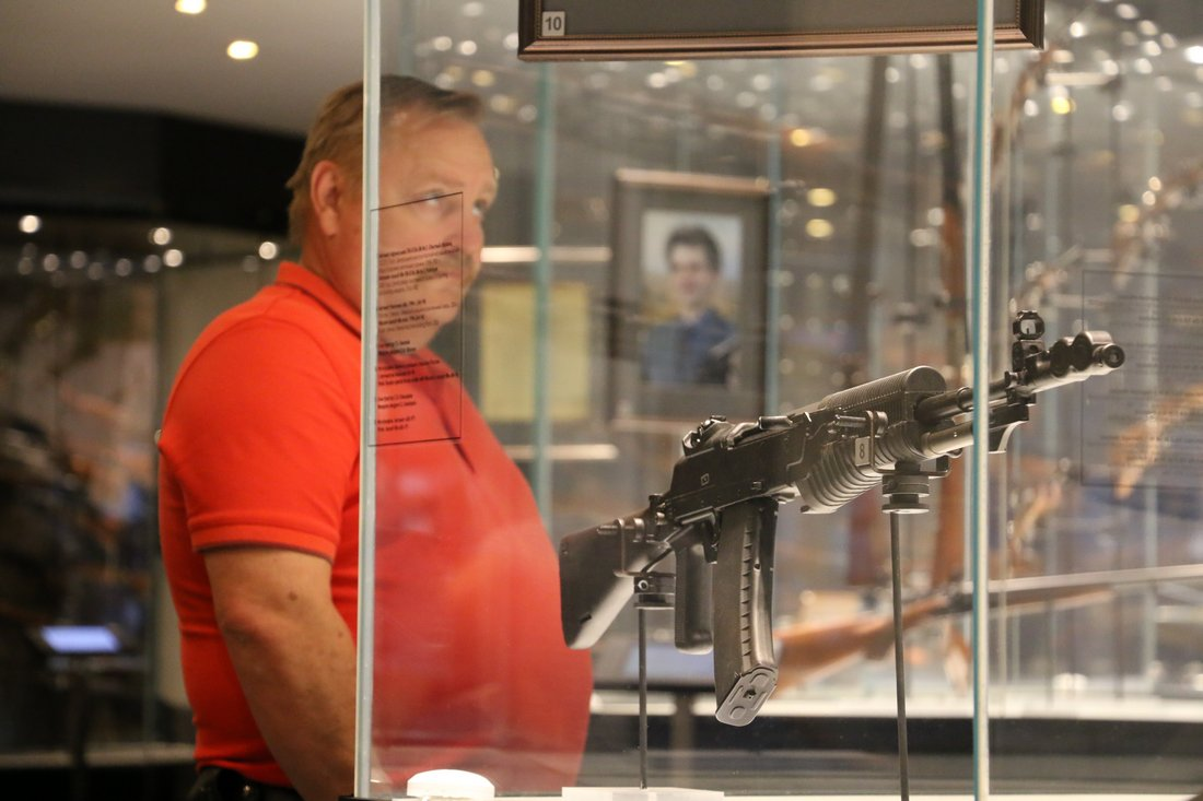 145 лет Музею оружия в Туле