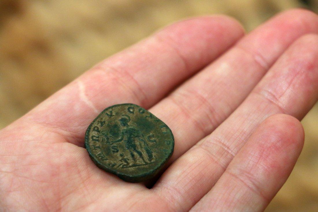 Находки тульских археологов: ФОТО