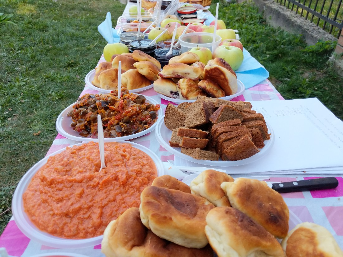 Тульское чаепитие в Заречье: ФОТО
