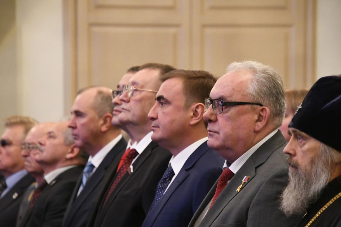Тульской Областной Думе - 25 лет: ФОТО