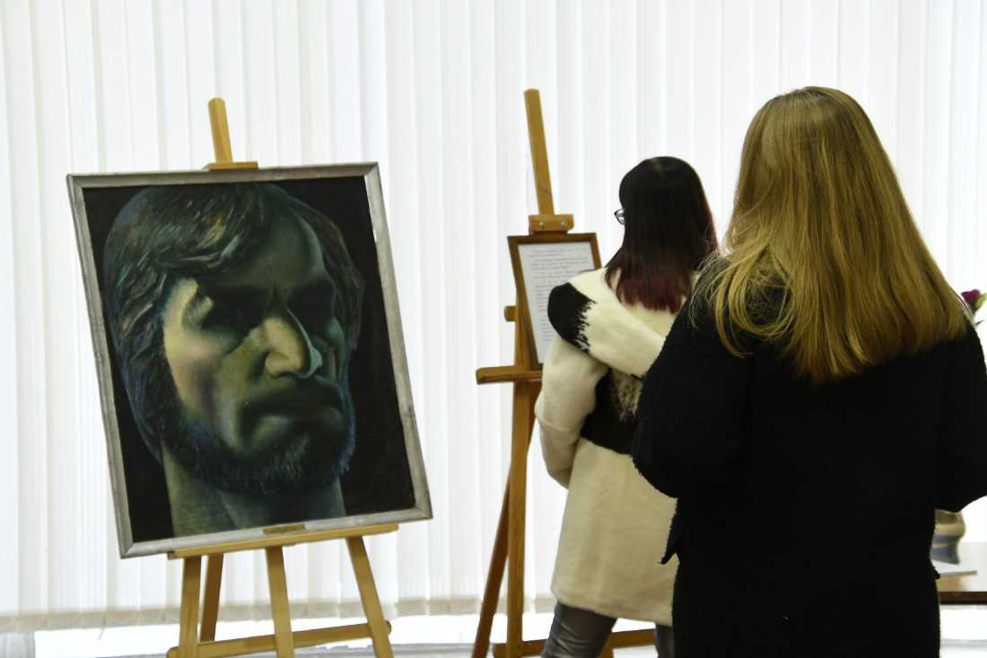 """Игры разума""  Александра Голофеева: ФОТО"