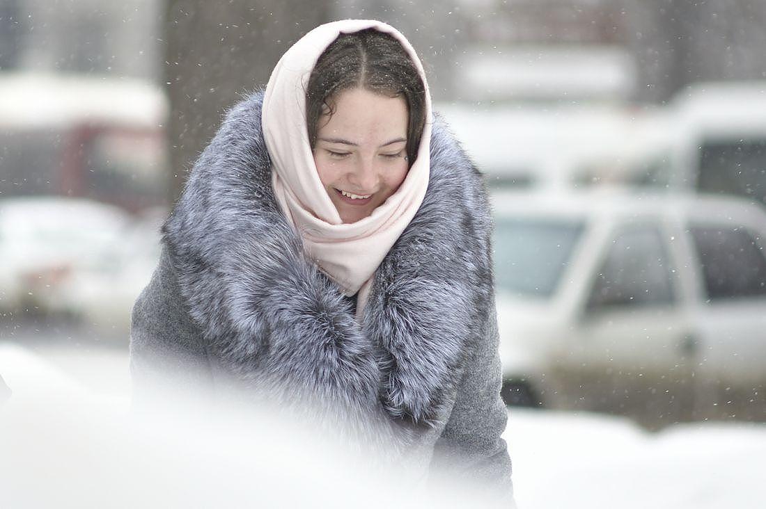 Зима, зима... ФОТО