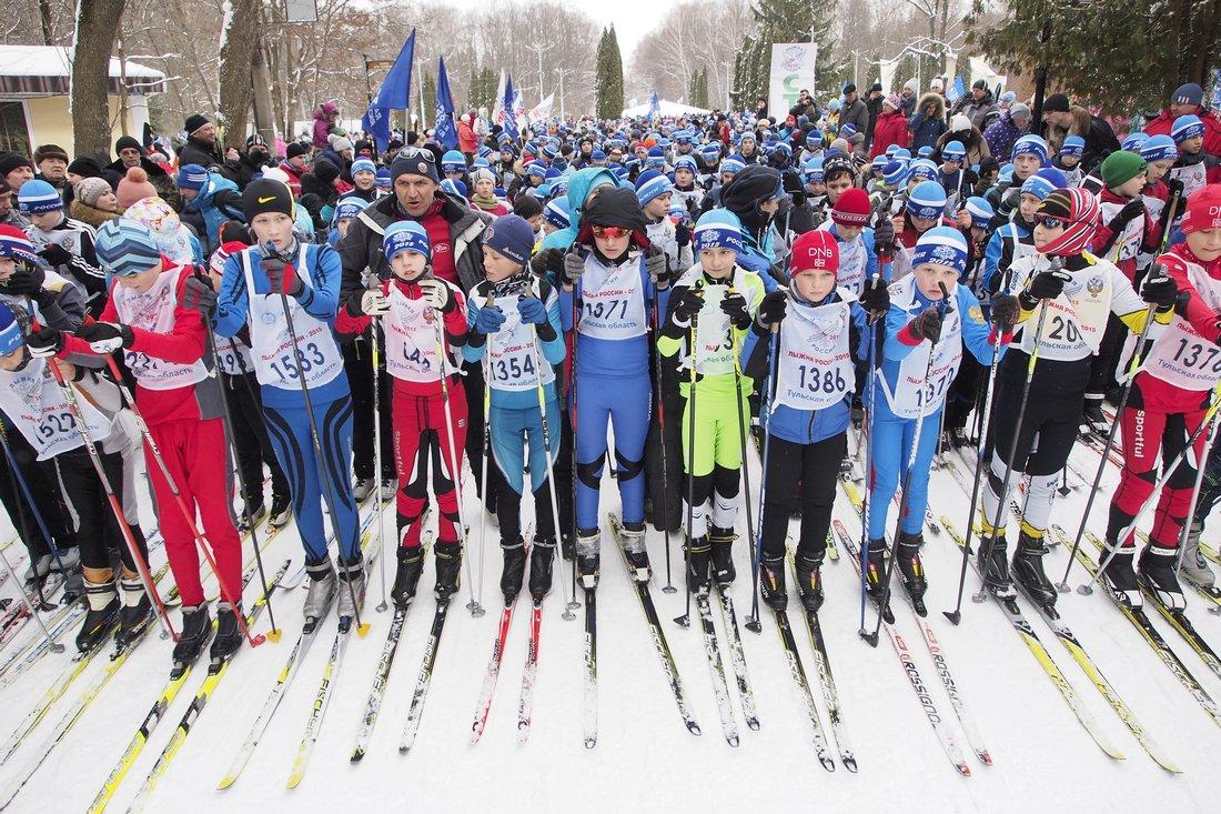 Вологжане одолеют «лыжню России» настадионе «Локомотив»