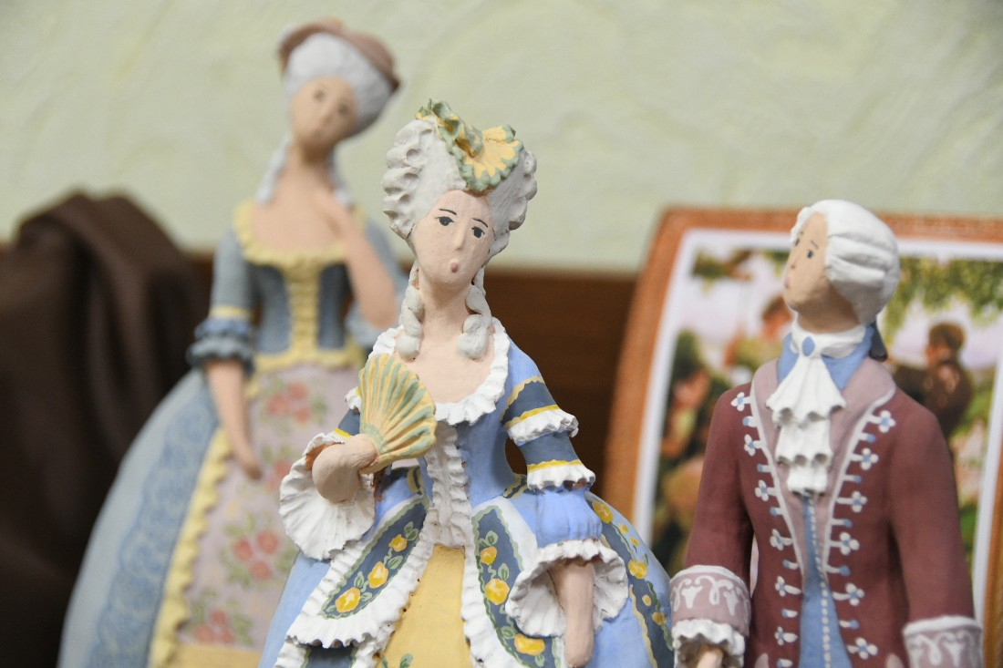 Яснополянская комодная кукла: ФОТО