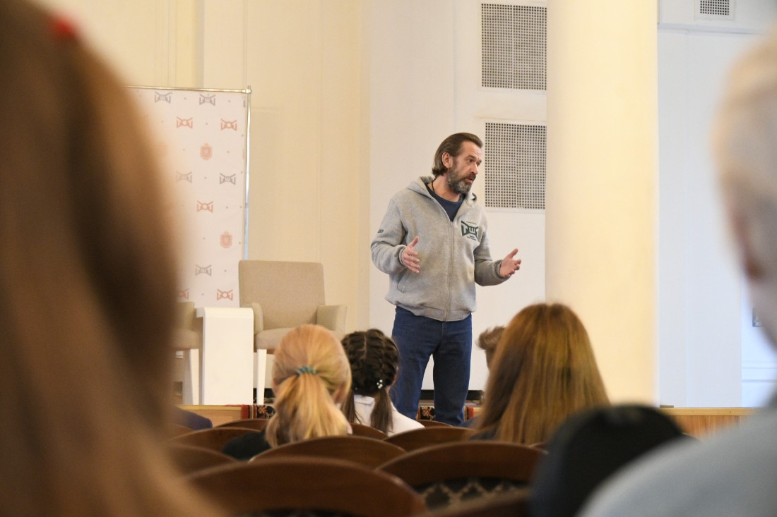Прослушивание в театральную школу Олега Табакова: ФОТО