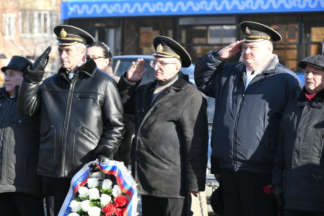 "Годовщина подвига ""Варяга"" и ""Корейца"": ФОТО"