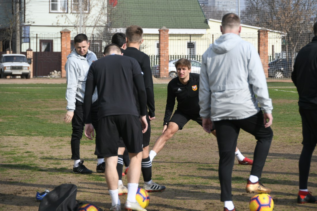 "Тренировка ""Арсенала"": ФОТО"