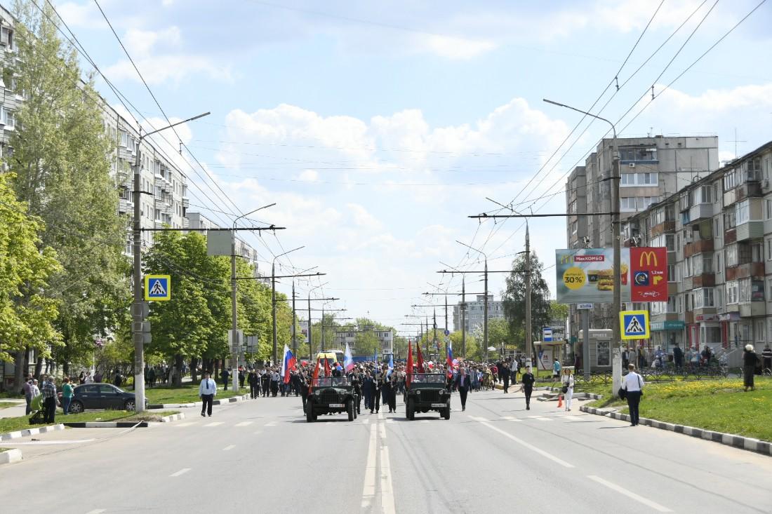 Шествие памяти в Заречье: ФОТО