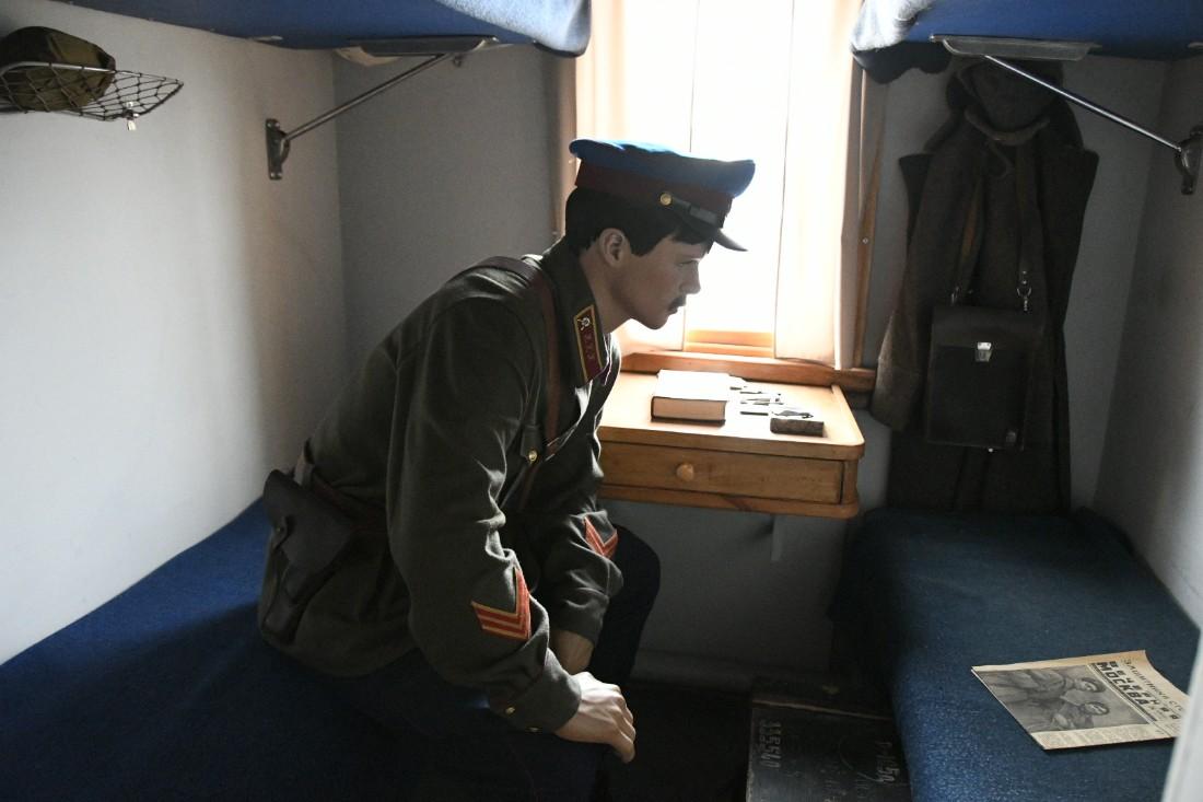 """Бронепоезд """"Тульский рабочий"""": ФОТО"""