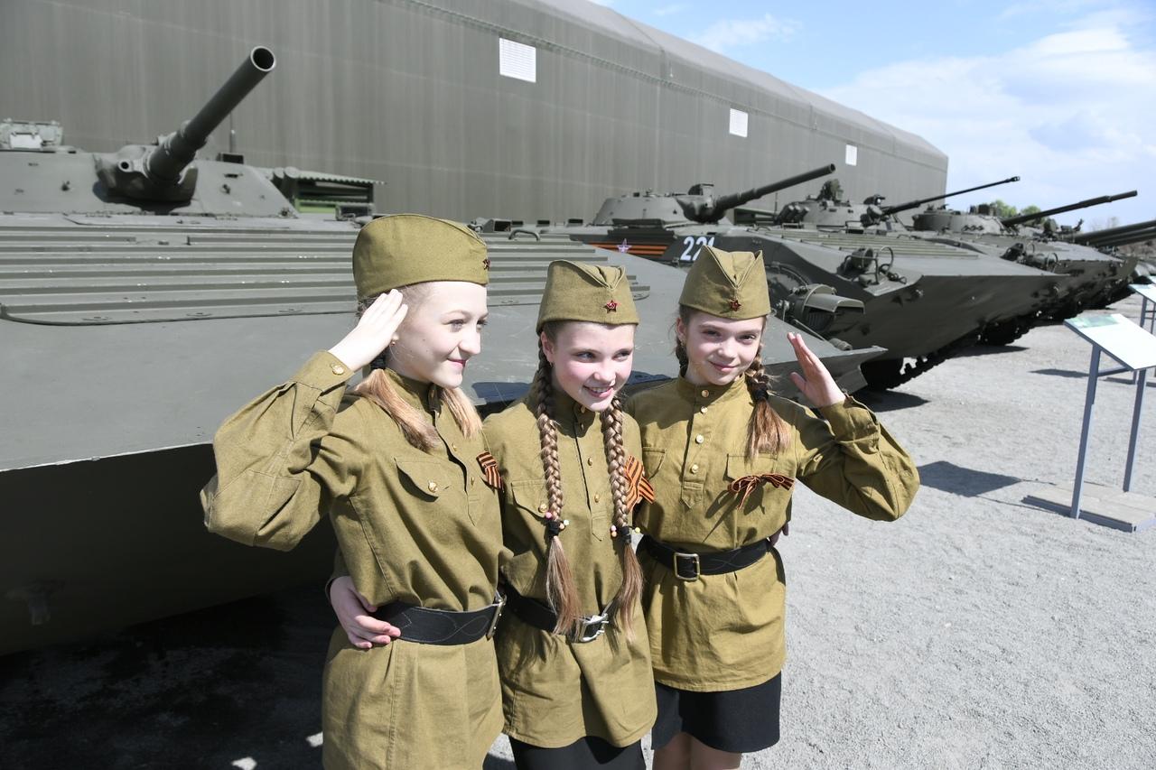"""Парк """"Патриот"""" в Туле открыт! ФОТО"""