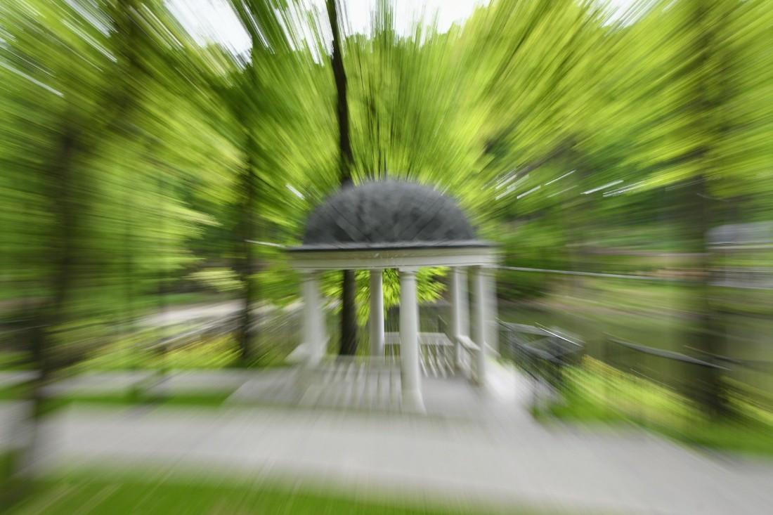Прогулка в Платоновском парке: ФОТО
