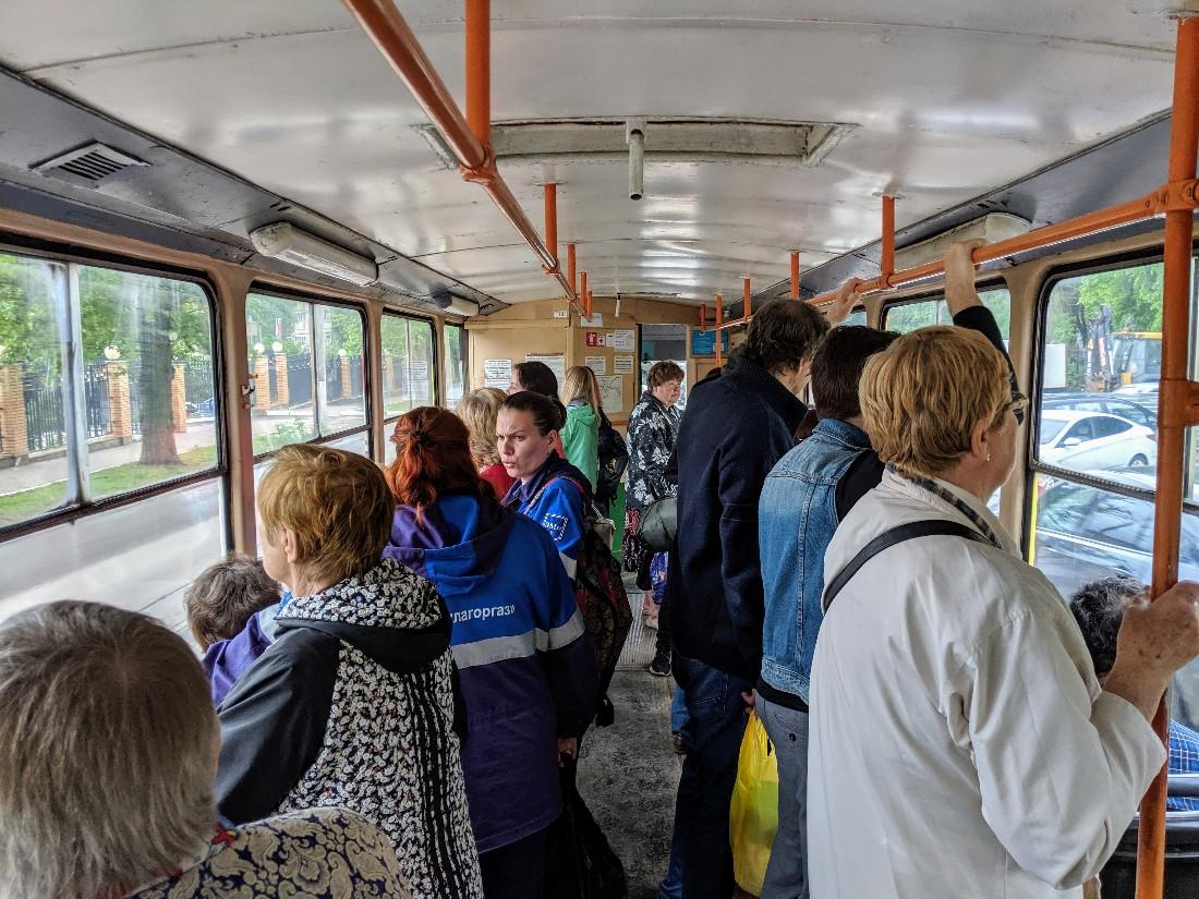 """Трамвай """"Арсенал"""": ФОТО"""