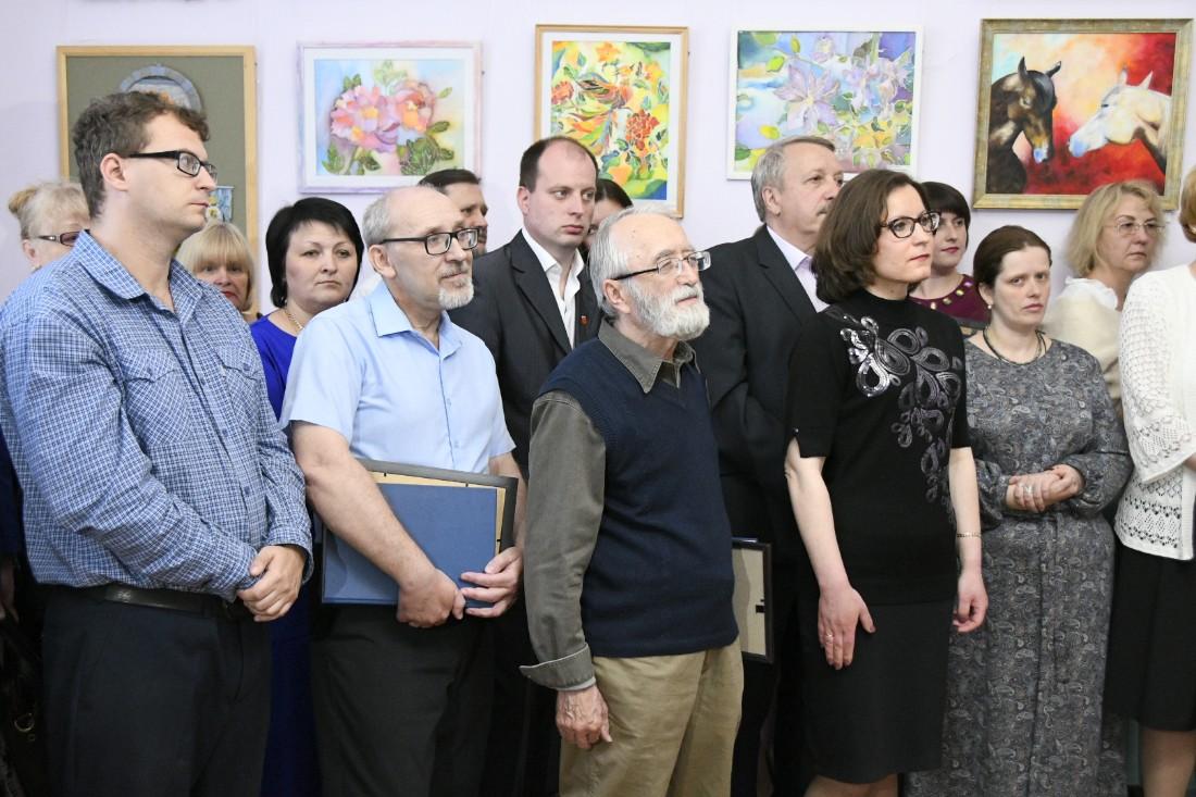 100-летие Тульского краеведческого музея: ФОТО