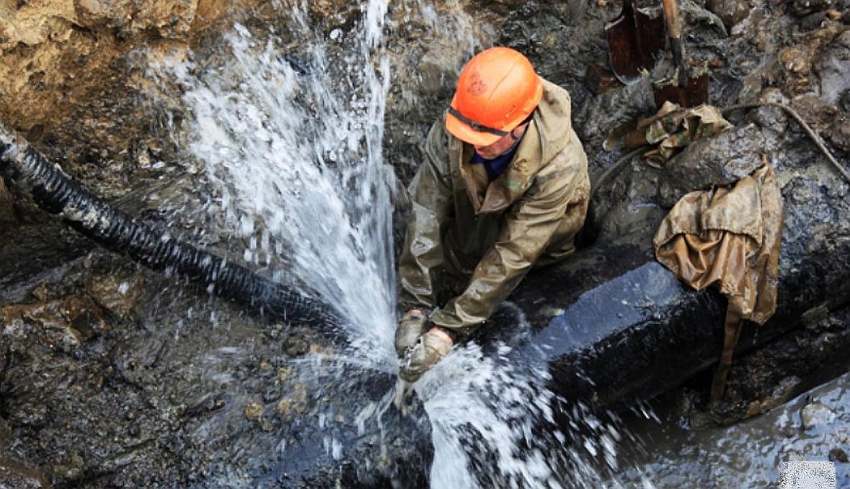 порыв труб холодного водоснабжения относится к аварии