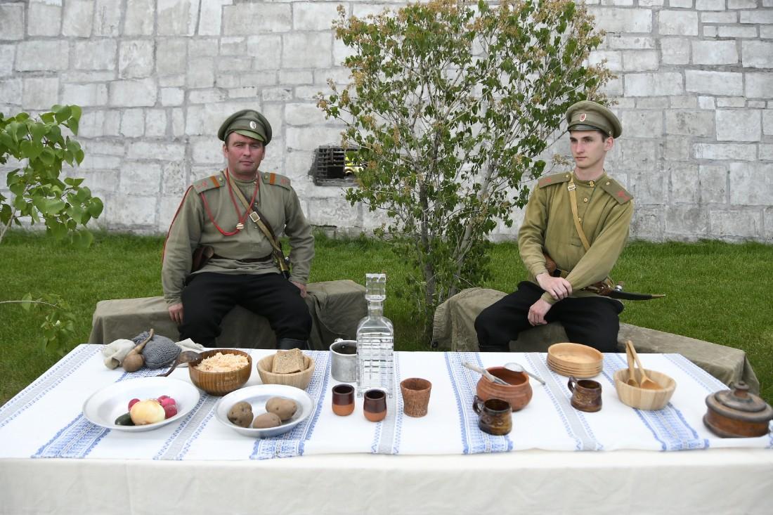 """Исторический фестиваль-квест """"Общий сбор"""": ФОТО"""