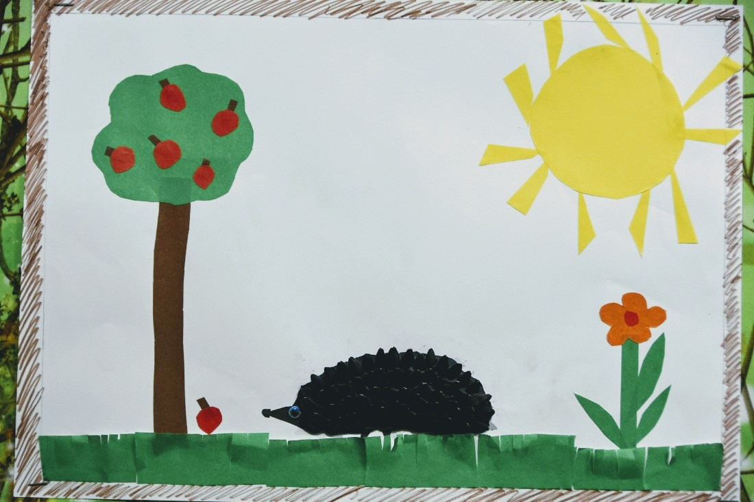 Выставка детского творчества в экзотариуме: ФОТО