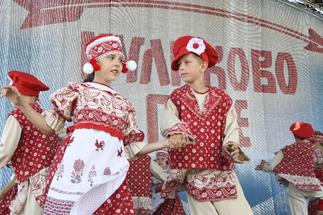День России на Куликовом поле: ФОТО