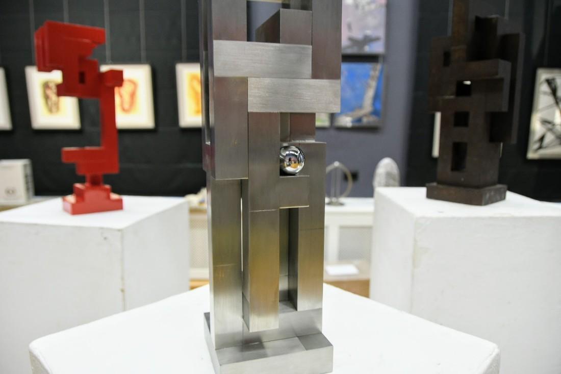 """Выставка """"Гуманность металла"""": ФОТО"""