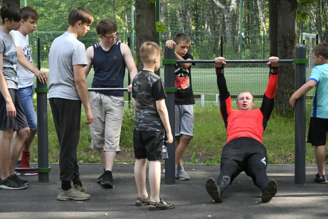 """""""Мастера стилей"""", открытая тренировка: ФОТО"""