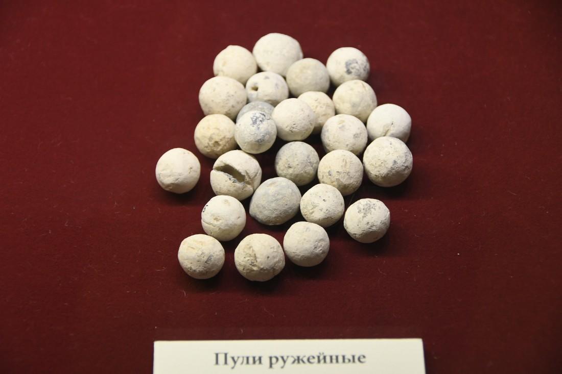 История Бородинского поля в Музее оружия: ФОТО