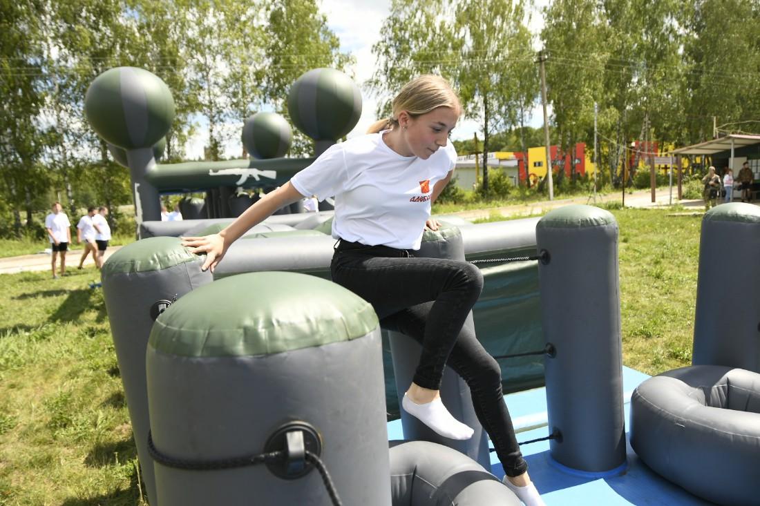 День молодежи в Некрасово: ФОТО