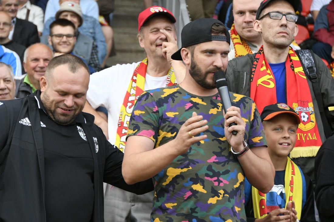 """Встреча """"Арсенала"""" с болельщиками: ФОТО"""