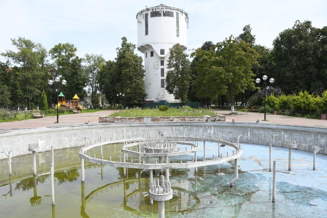 Ход реконструкции Кировского сквера: ФОТО
