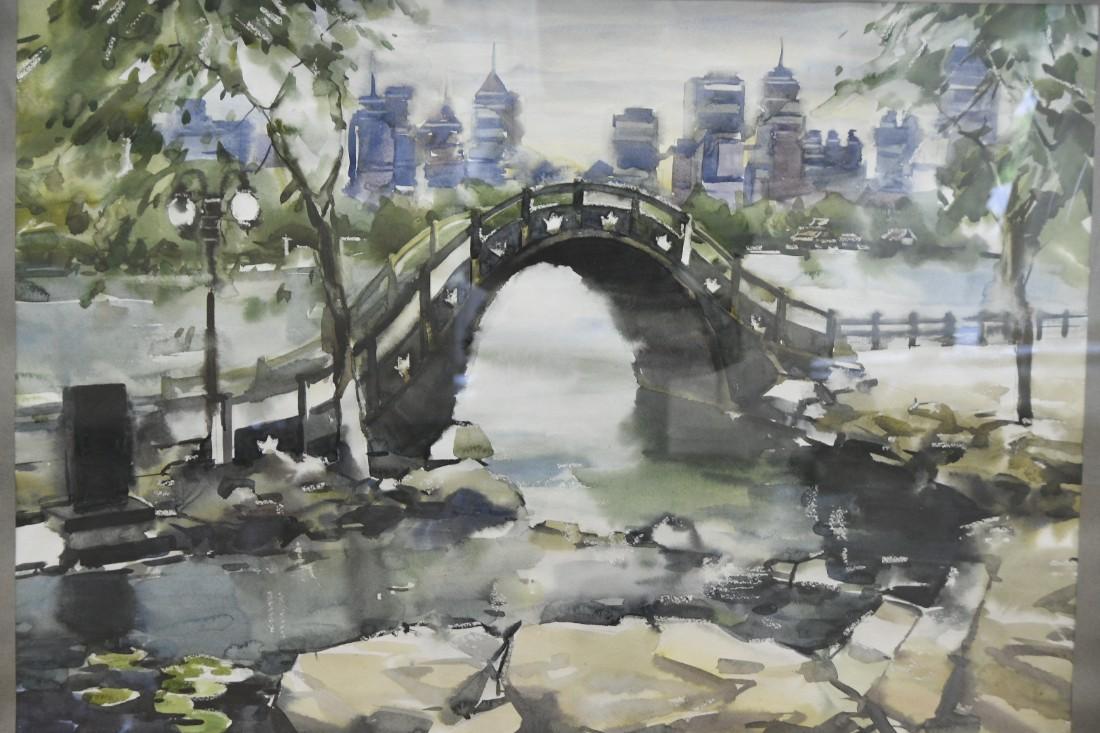 """Выставка """"Китай глазами художника"""": ФОТО"""