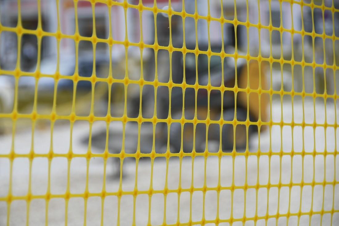 Ход ремонта сквера у Главпочтамта: ФОТО