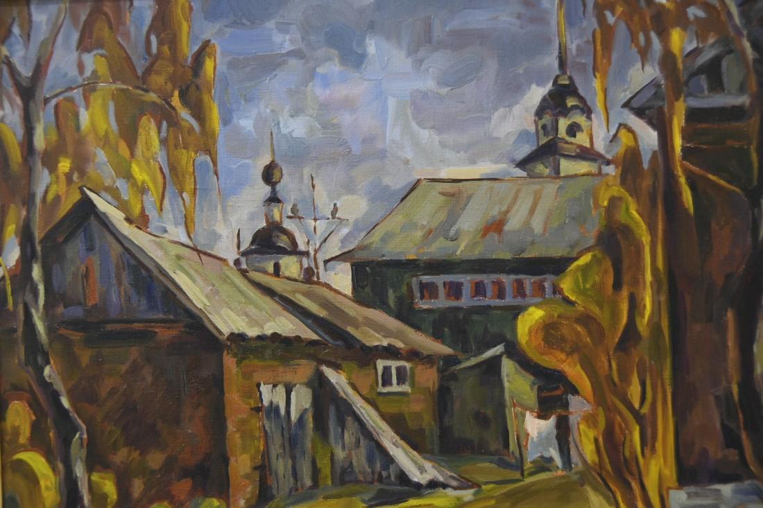 Выставка Тульского отделения Союза художников: ФОТО