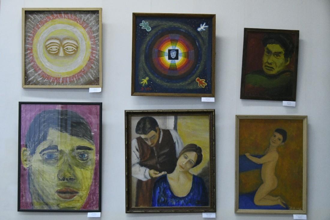 Выставка Владимира Тарунтаева: ФОТО