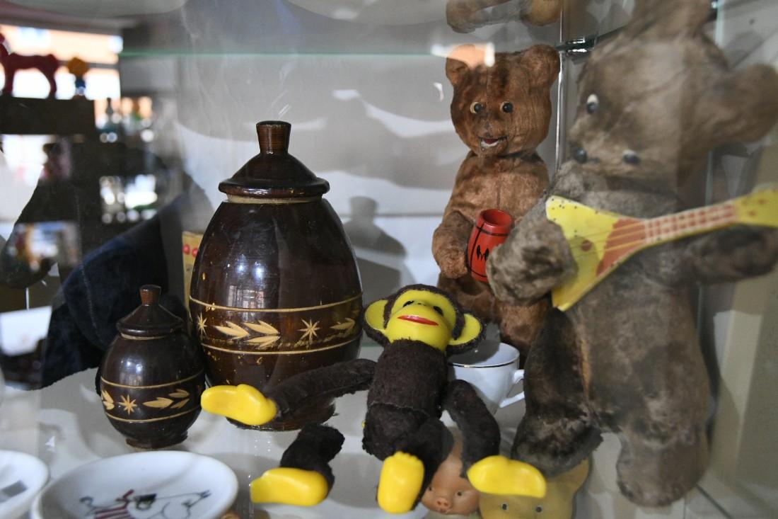 Музей советской игрушки: ФОТО