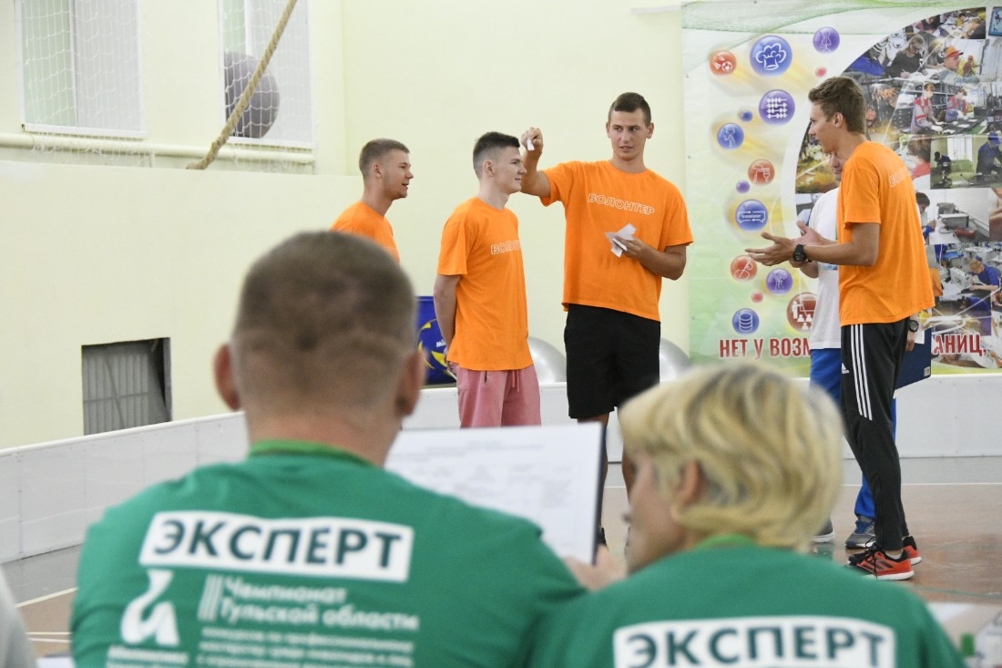 """Региональный чемпионат """"Абилимпикс"""": ФОТО"""