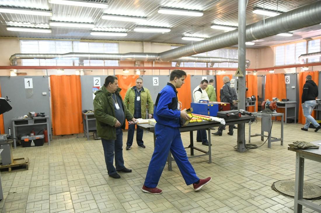 World Skills Russia 2019: ФОТО