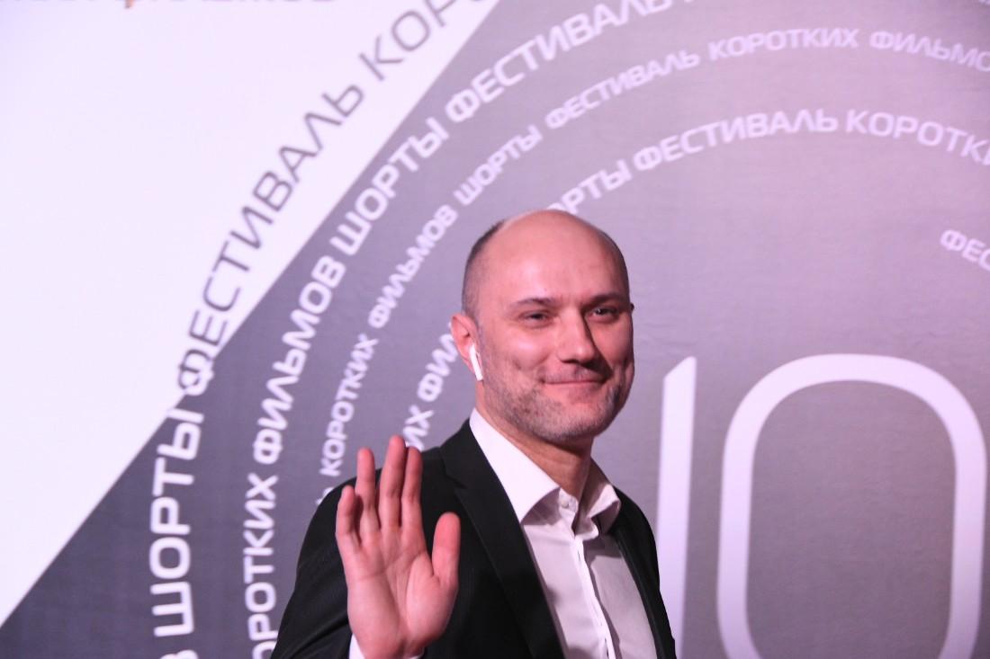 """Церемония награждения победителей кинофестиваля """"Шорты"""": ФОТО"""